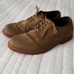Mens Eastland Buck Oxford Shoes